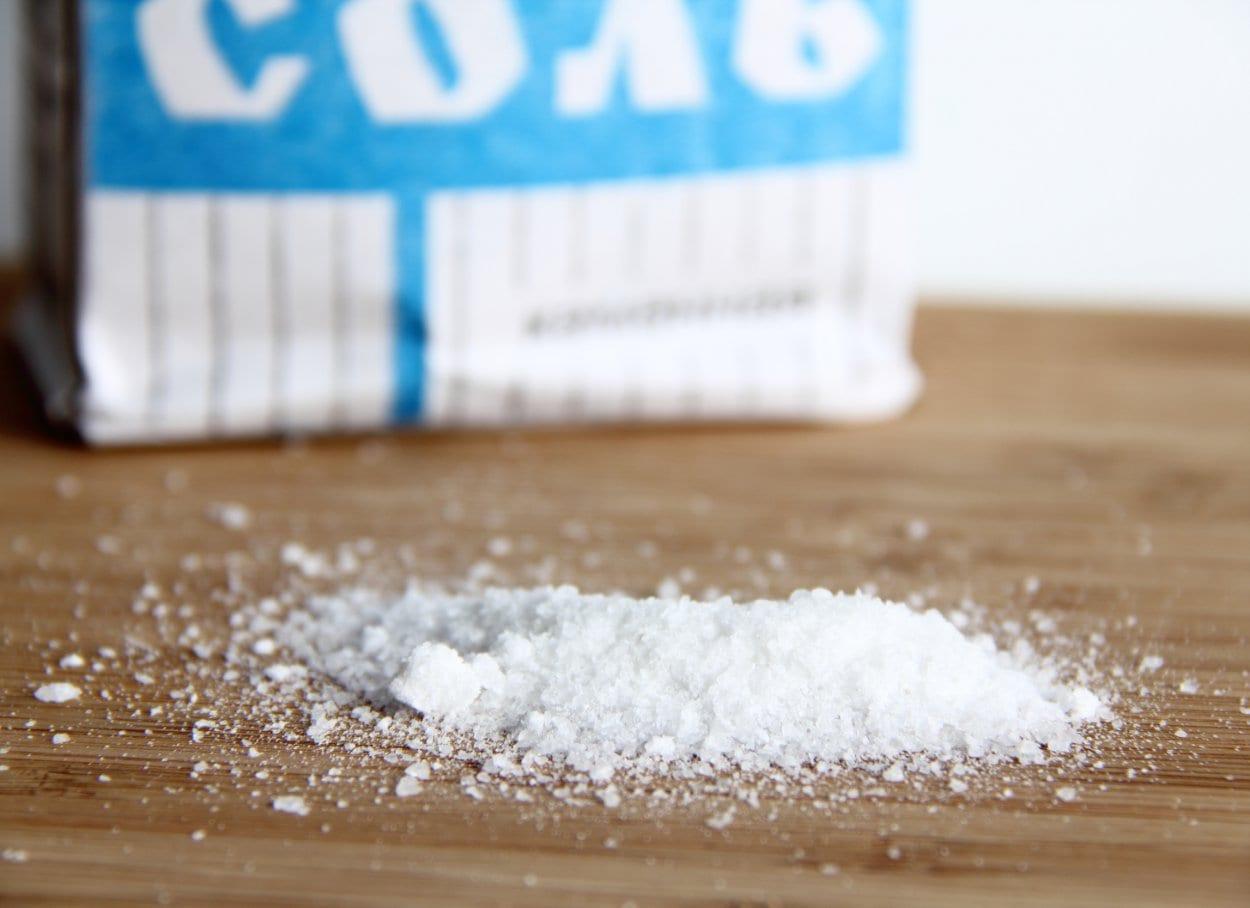 Необычные способы применения поваренной соли