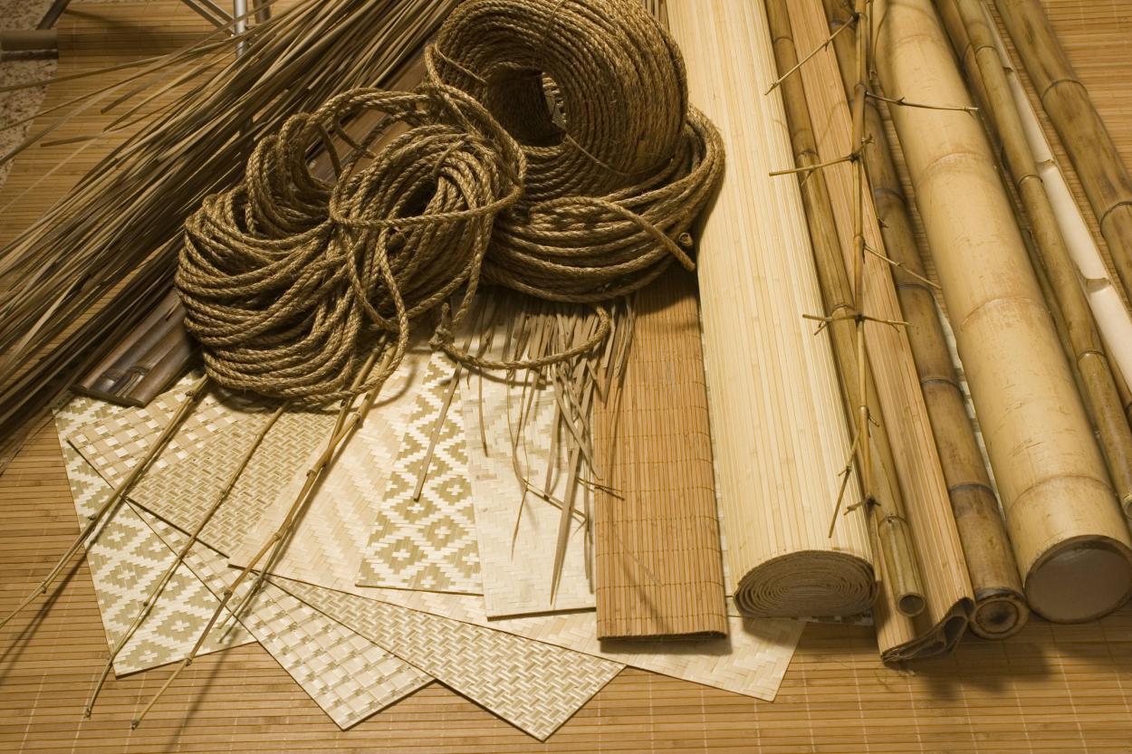 Что такое бамбуковые обои и в чем их особенность