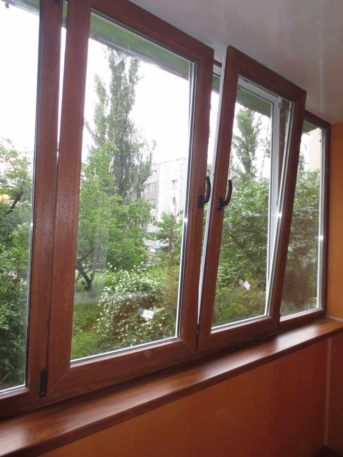 Что такое ламинированные окна и как их правильно выбирать - Интерьер