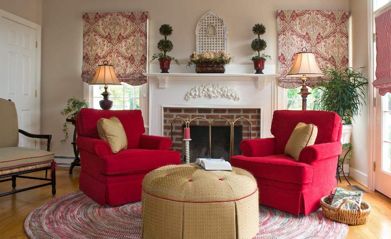 Способы расстановки мебели в интерьере квартиры
