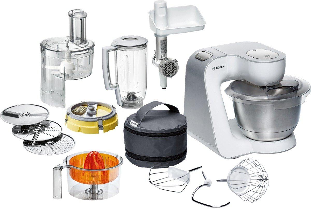 5 правил ухода за кухонным комбайном