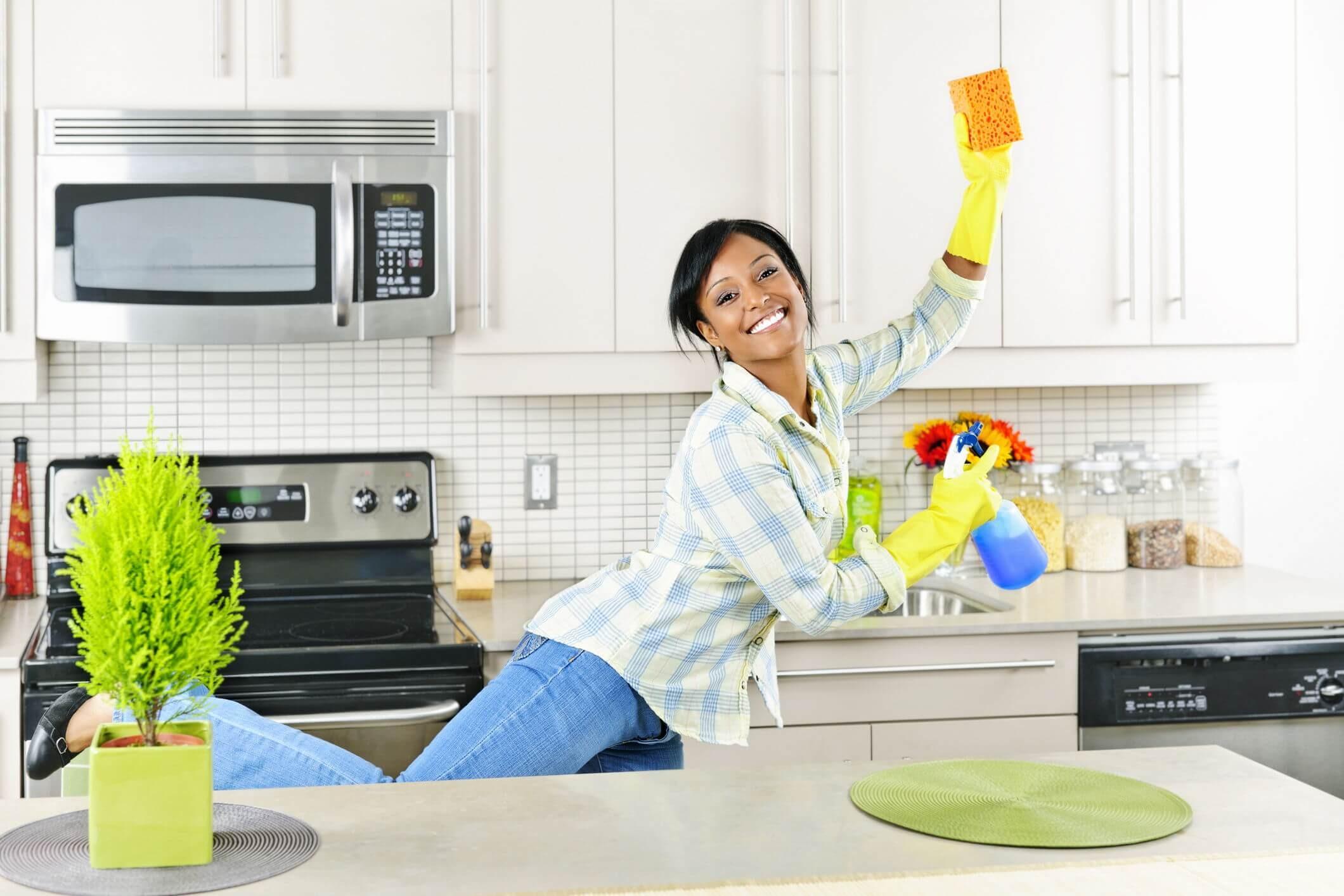 Лучшие способы отмыть кухонный фартук_5