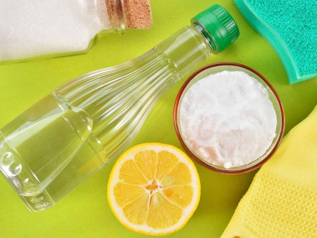 Лучшие способы отмыть кухонный фартук_4