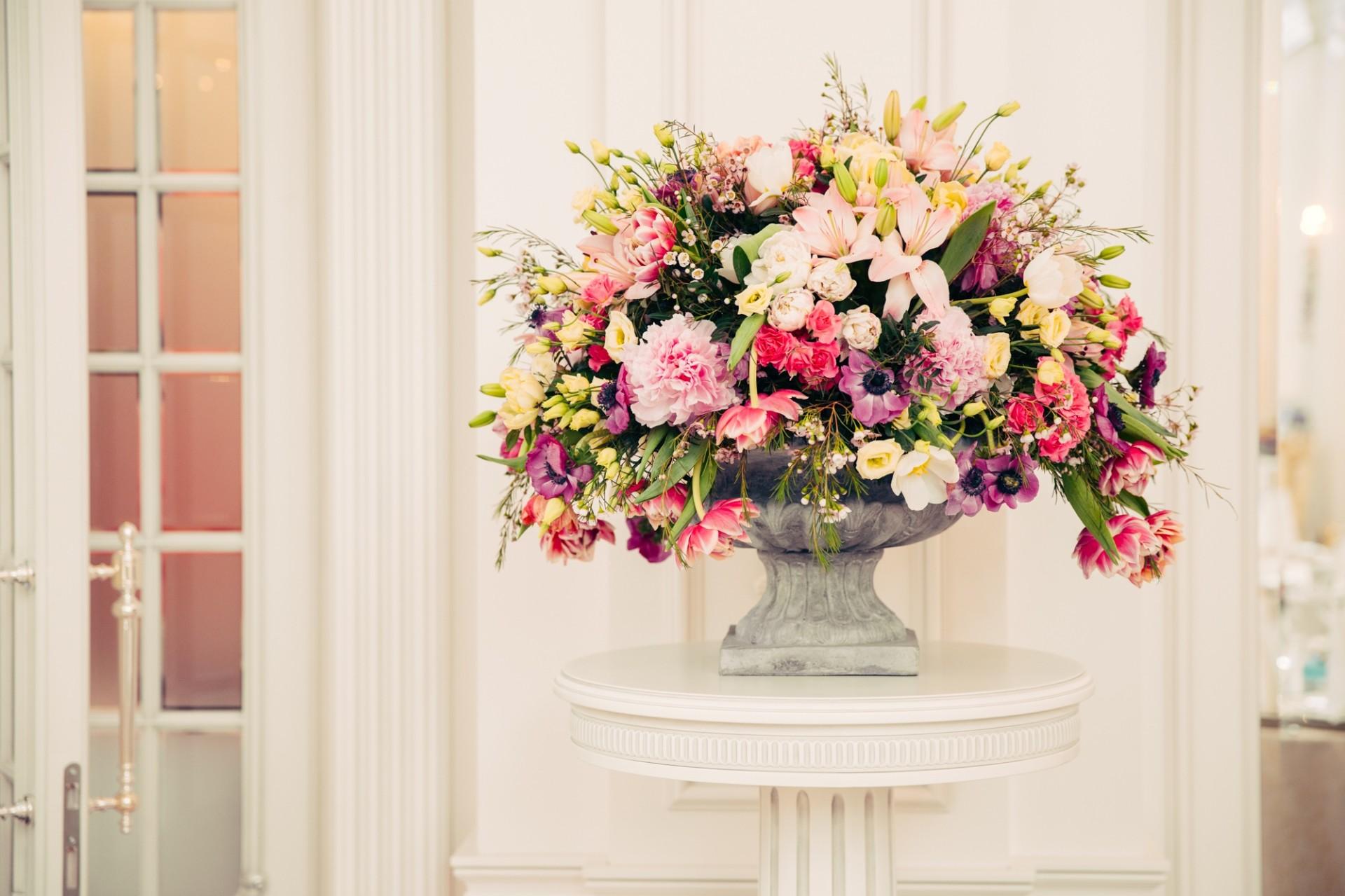 Красивые идеи флористов для декора интерьера квартиры_4