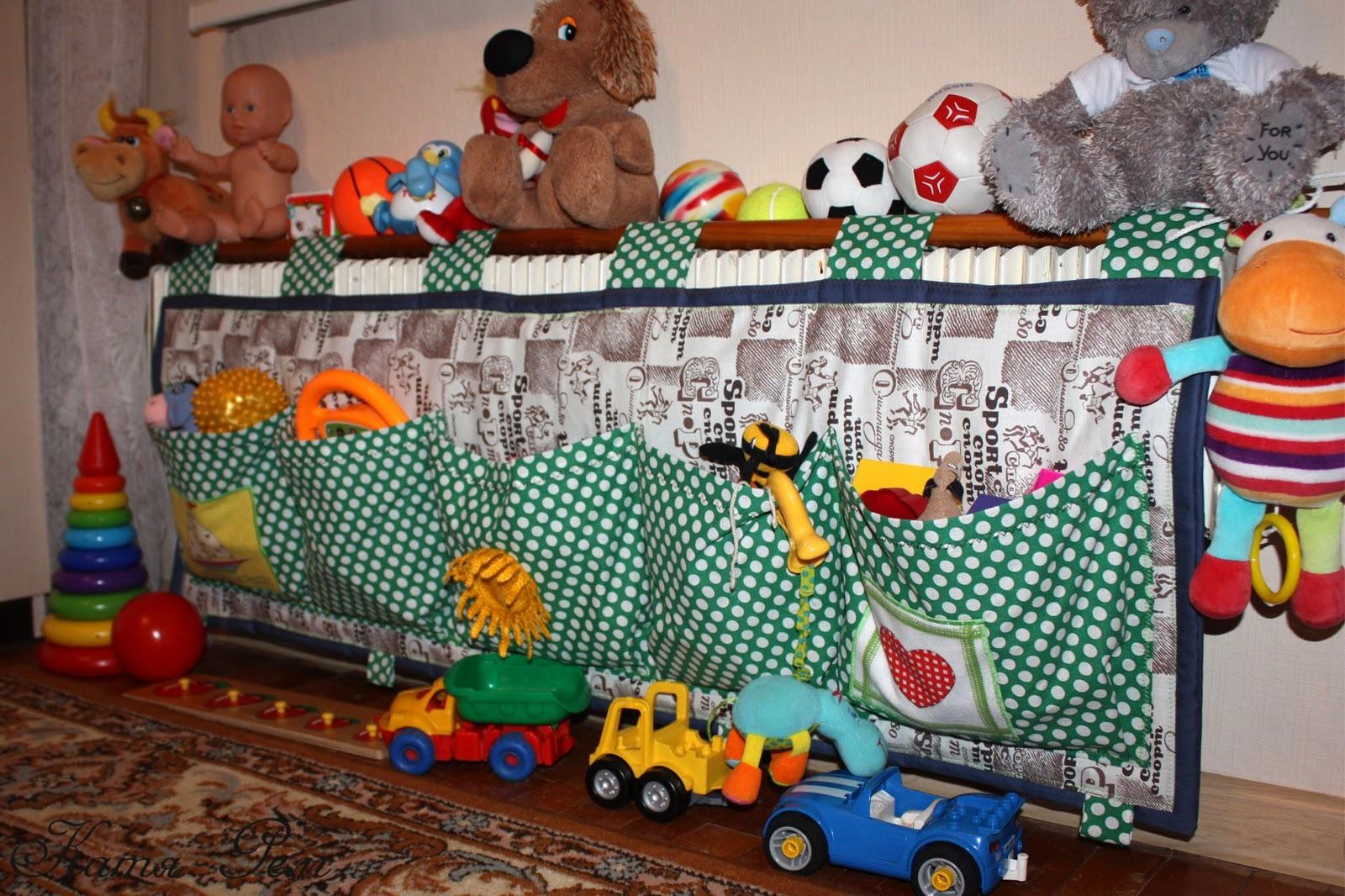 Куда складывать детские игрушки_4