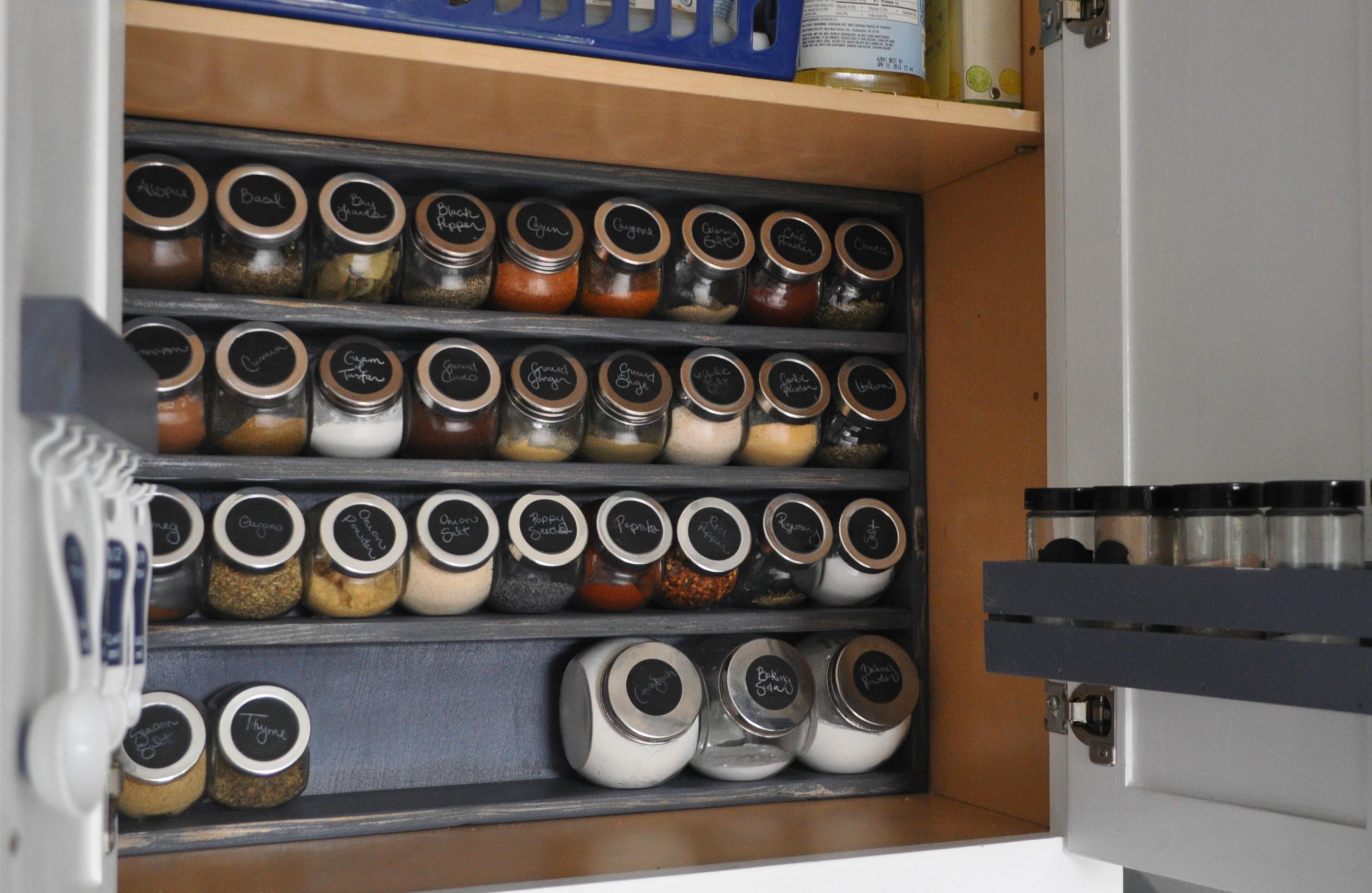 Лучшие идеи для хранения специй на кухне_2