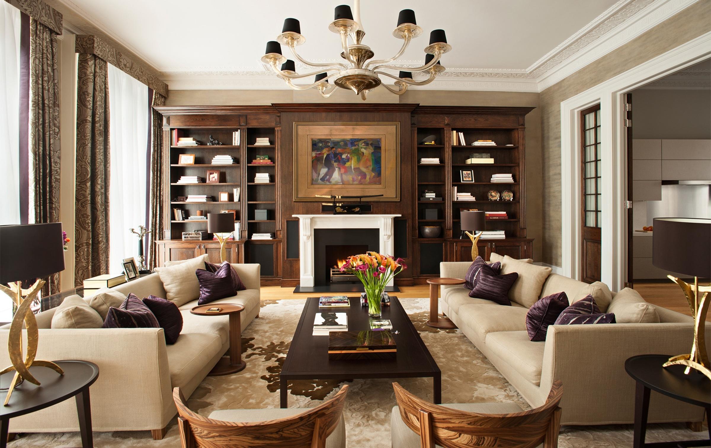Мебель для интерьера в классическом стиле_1