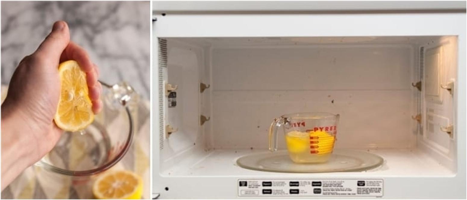 Как отмыть микроволновую печь_4