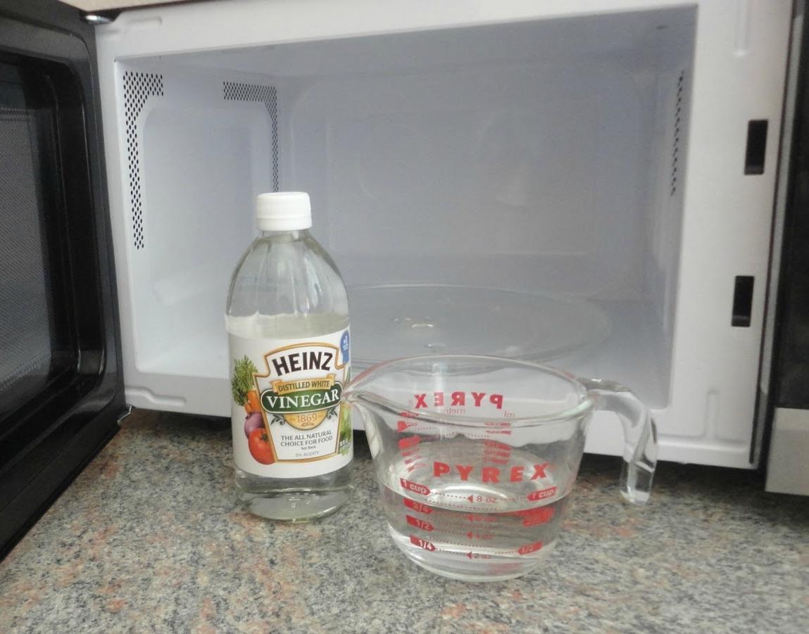 Как отмыть микроволновую печь_2
