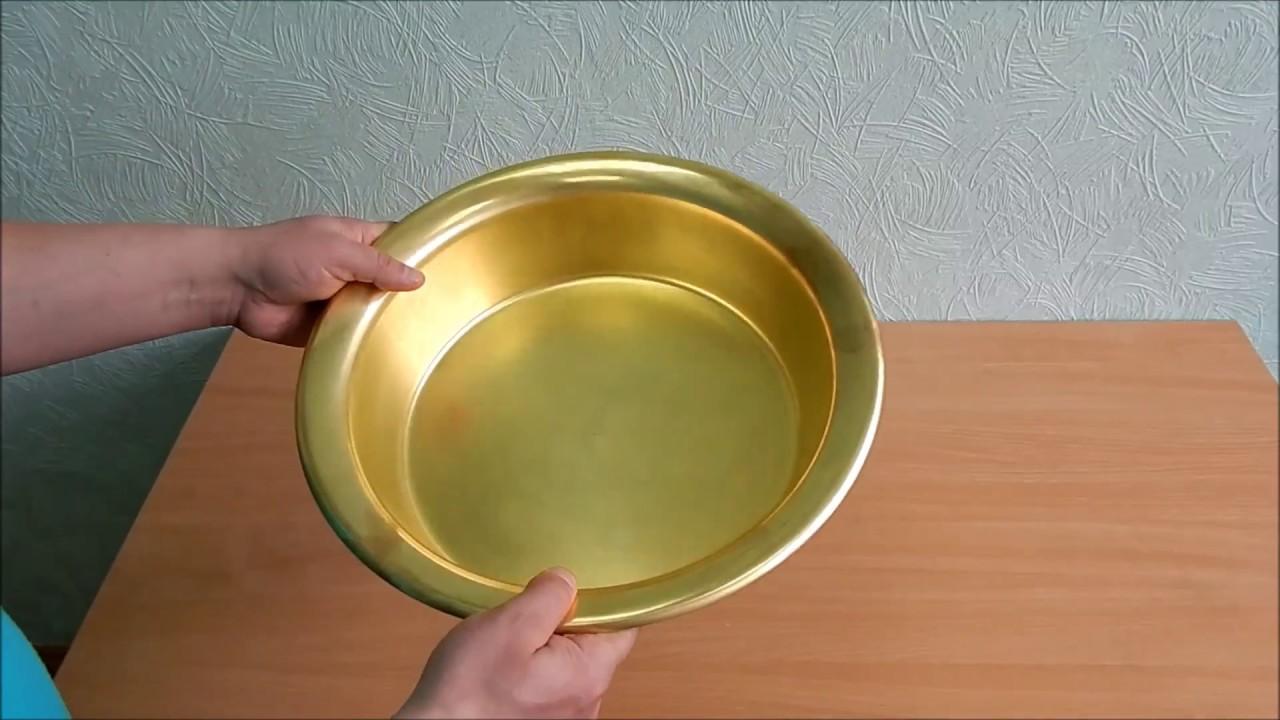 Чем почистить медную кухонную посуду_5