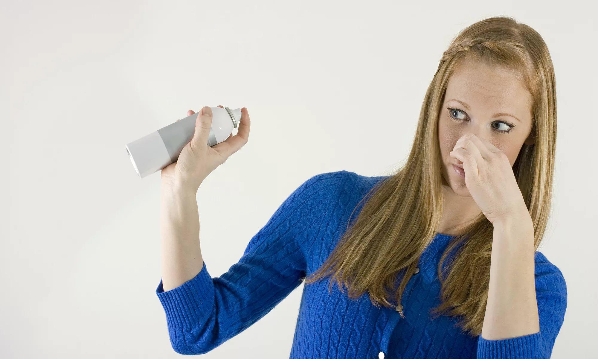 Как избавиться от неприятного запаха_4