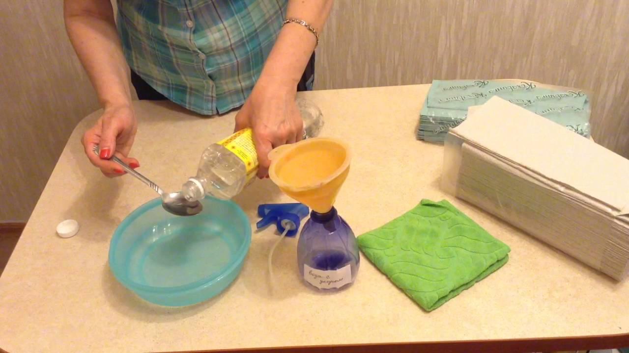 Как мыть зеркала народными способами_4