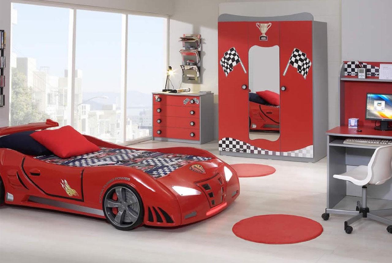 Интересные способы отделки детской комнаты_4