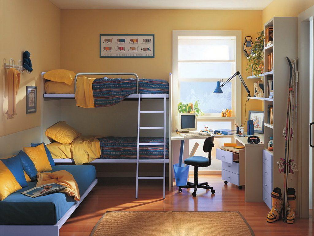 Советы по оформлению комнаты для школьника_1