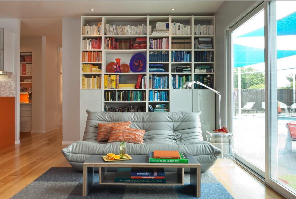 Как правильно хранить книги дома_3