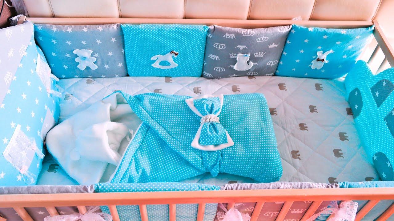 Как стирать бортики в детскую кроватку_6