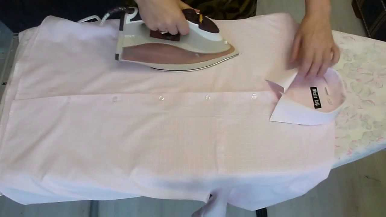 Советы как лучше стирать и гладить рубашки_5
