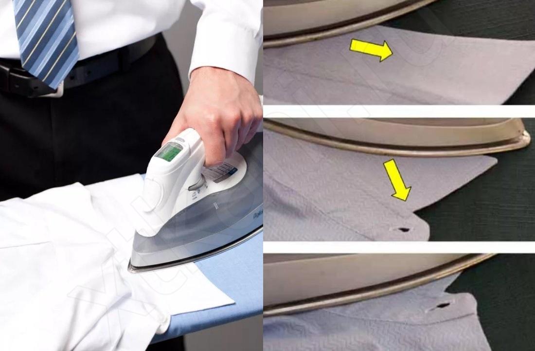 Советы как лучше стирать и гладить рубашки_3