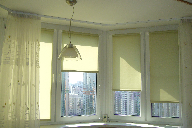 Как правильно выбрать рулонные шторы на окна_2