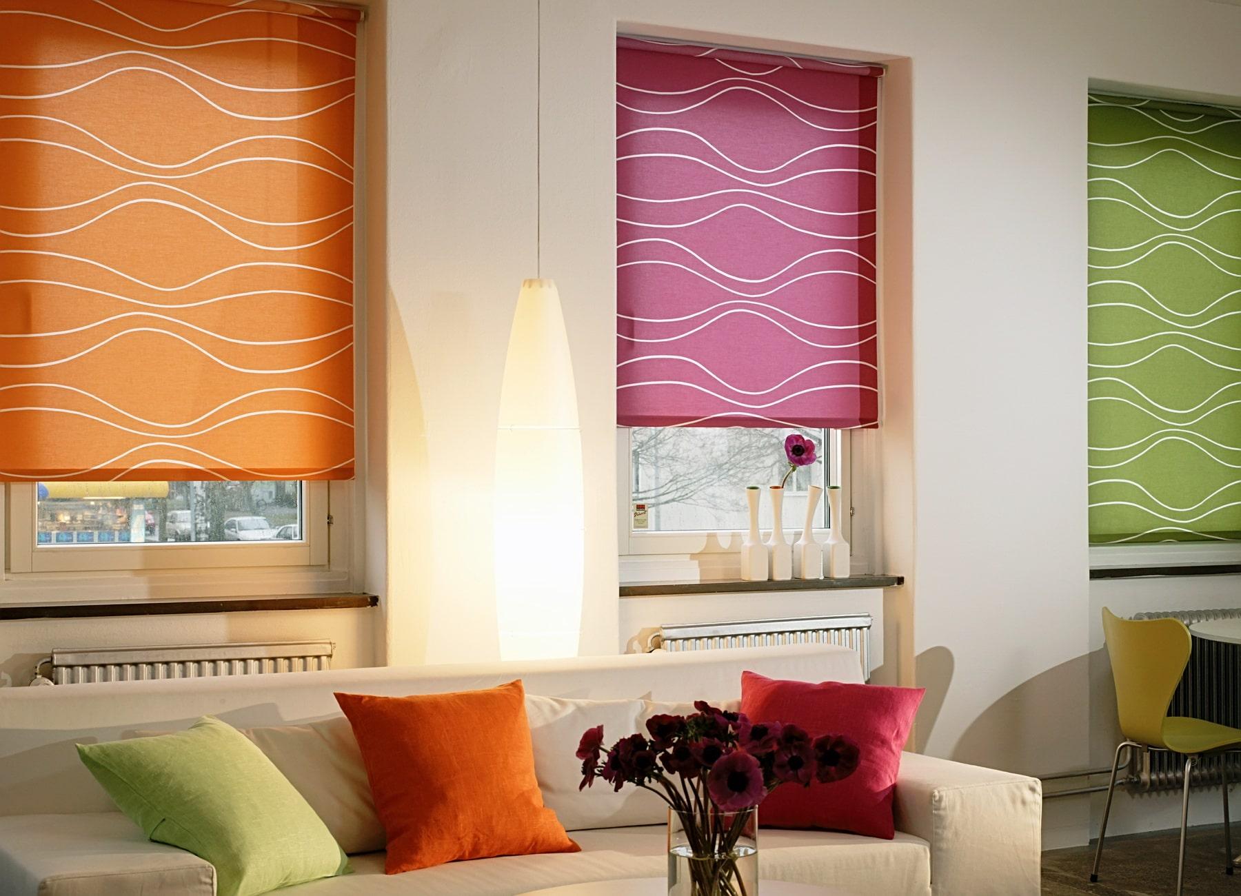 Как правильно выбрать рулонные шторы на окна_4
