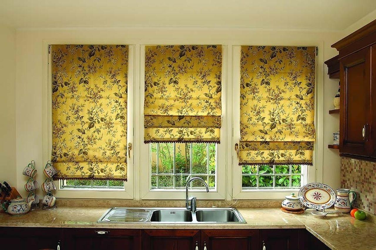 Как правильно выбрать рулонные шторы на окна_1