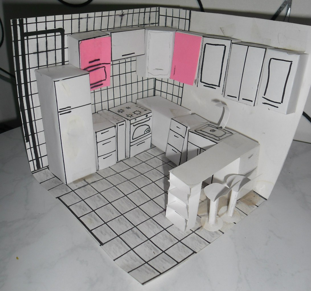 Как эффективно расставить мебель на кухне_1