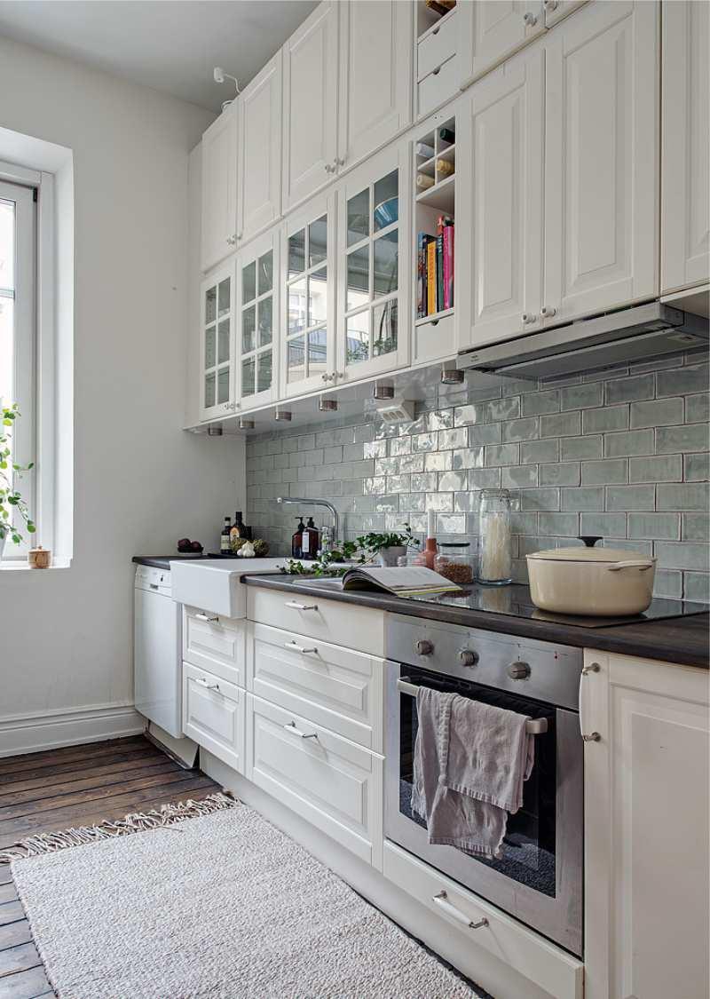 Как эффективно расставить мебель на кухне_3