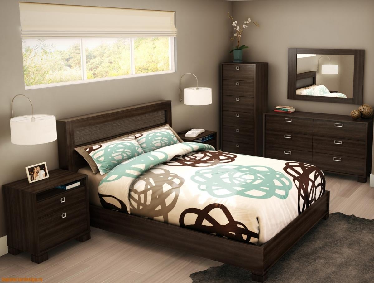 Как расставить мебель в спальне_2