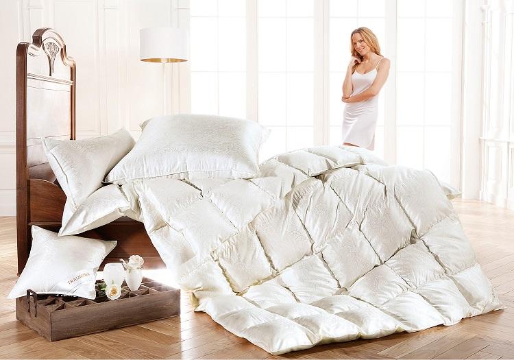 Как почистить пуховое одеяло в домашних условиях_1