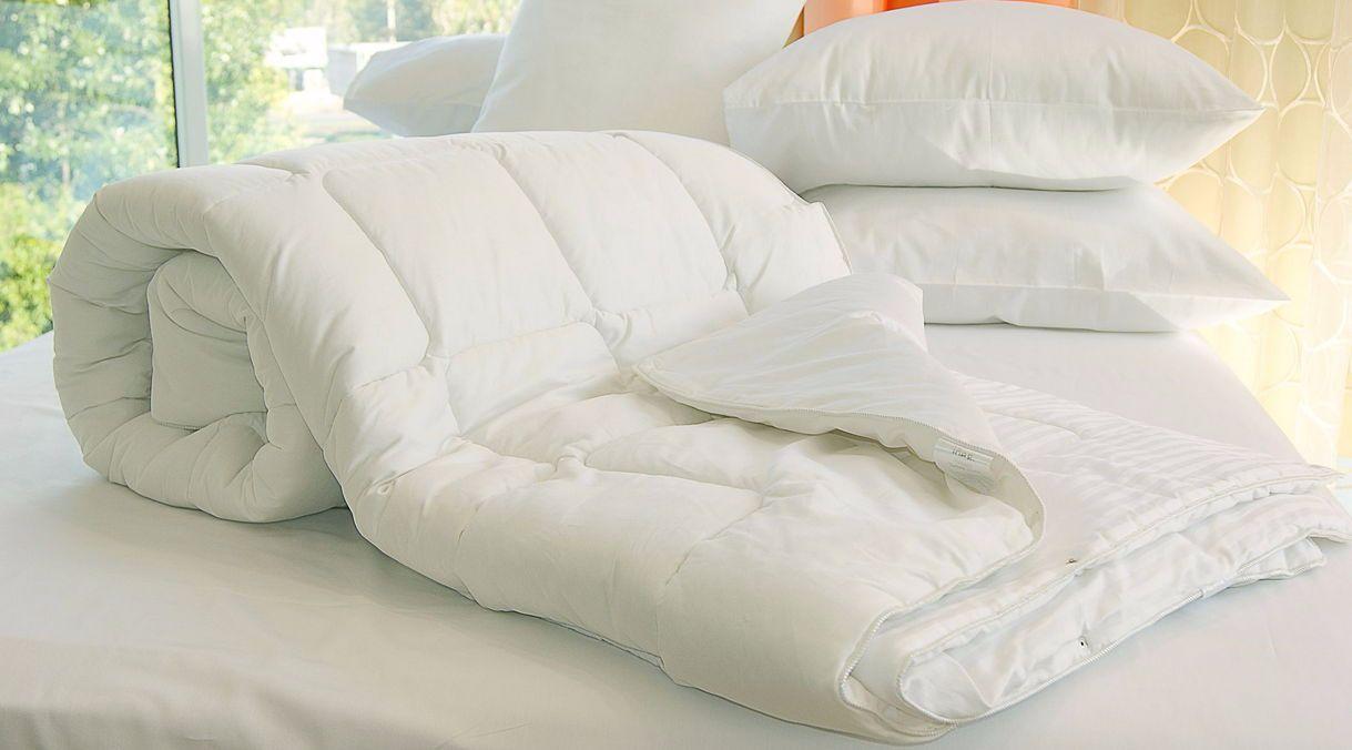 Как почистить пуховое одеяло в домашних условиях_2