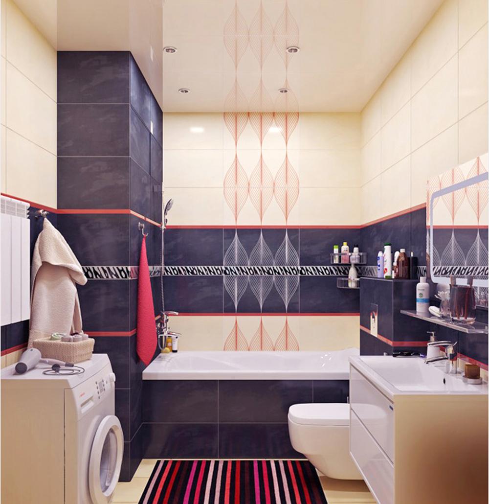 Лучшие способы спрятать трубы в ванной комнате_3