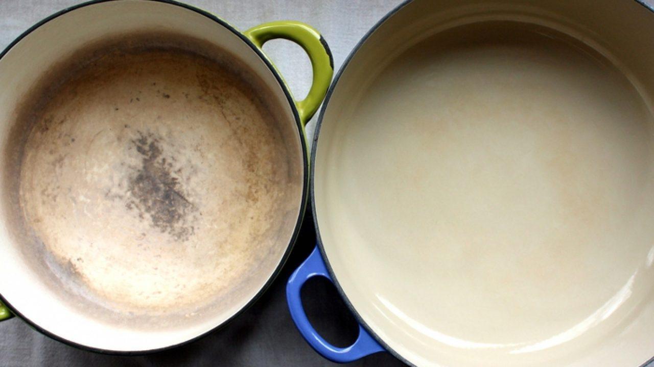 Как отмыть кастрюли и сковородки_3