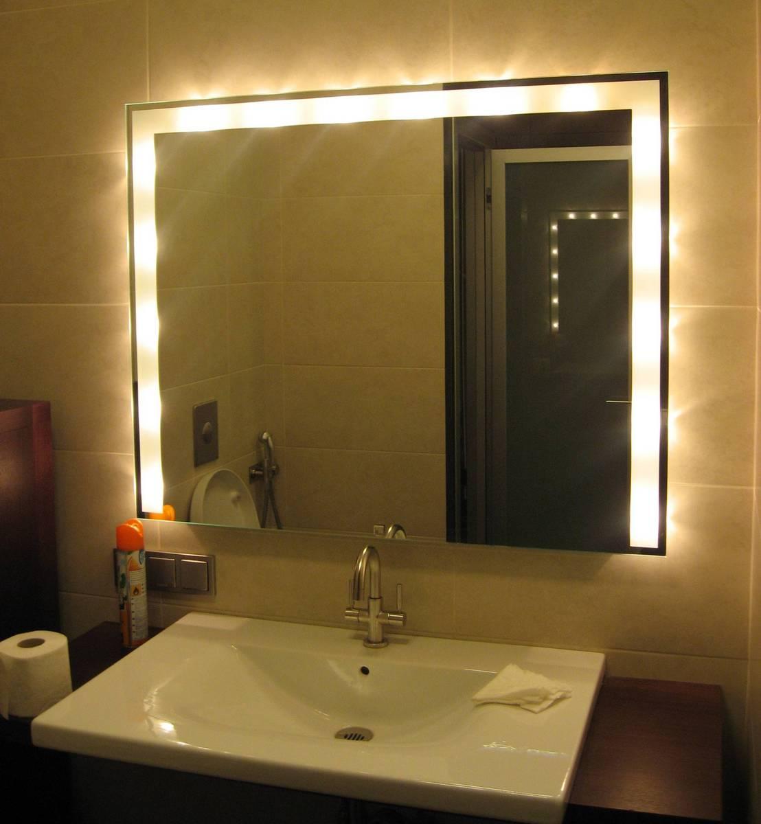 Светодиодное освещение в ванной комнате_3