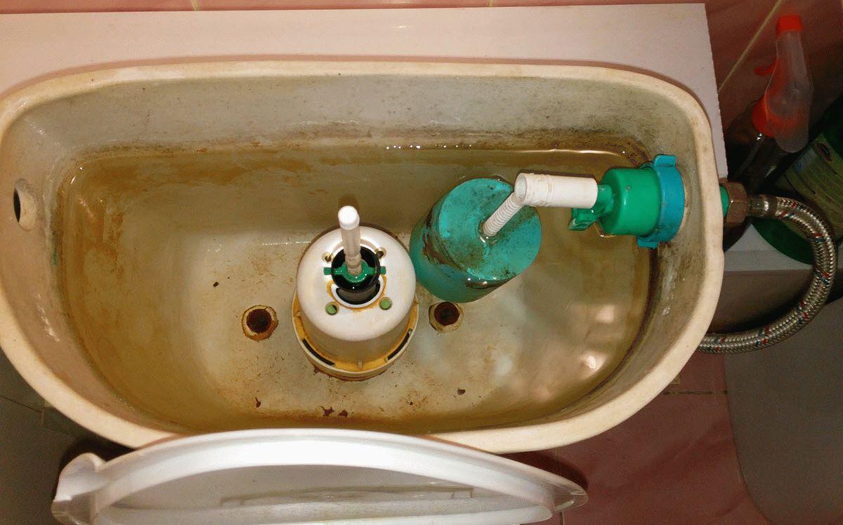 Проверенные способы уменьшения расхода воды в унитазе_5