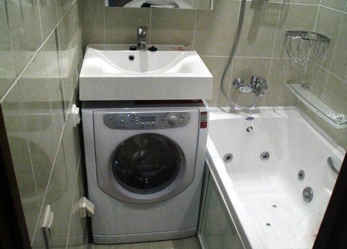 Особенности планировки небольшой ванной комнаты_3