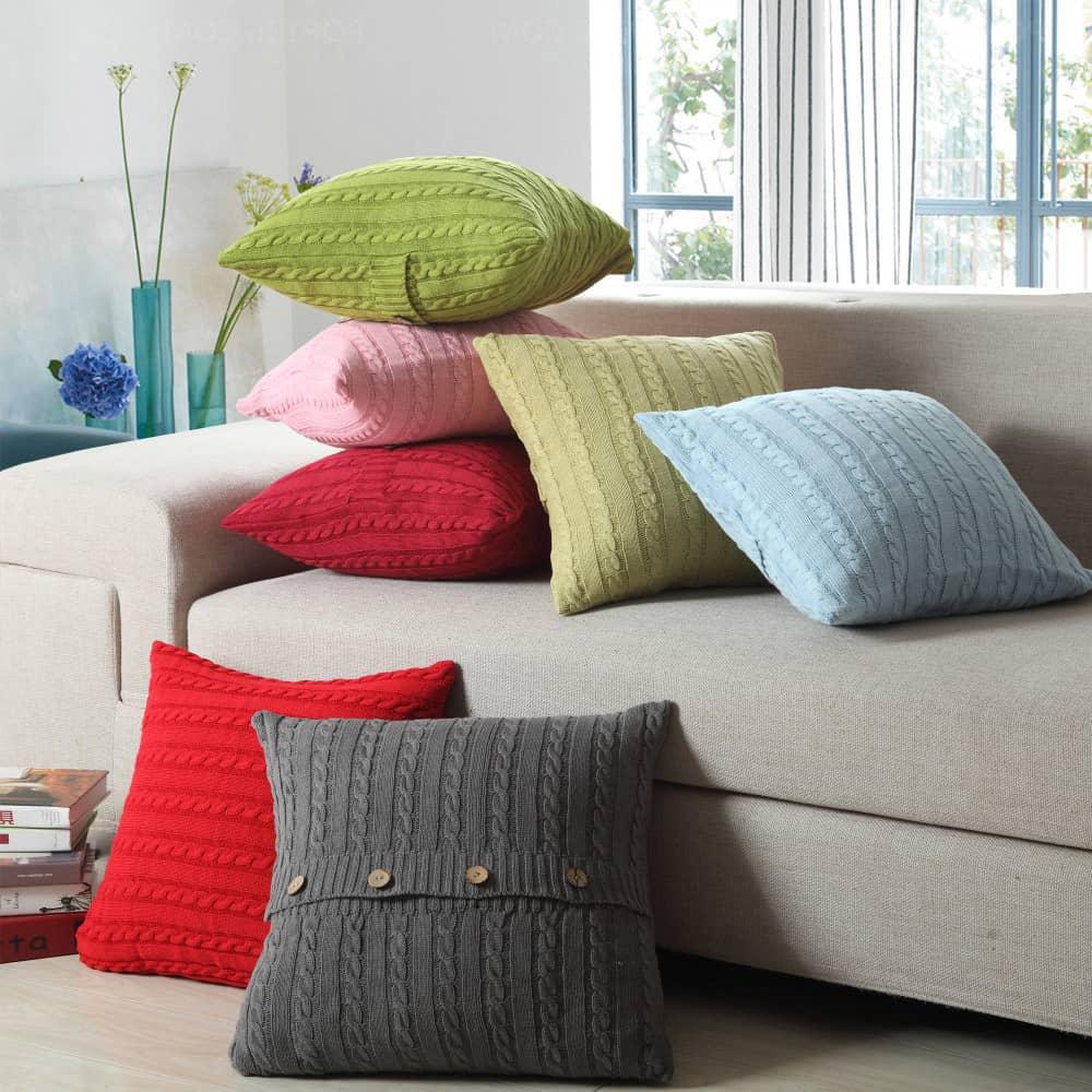 Декоративные подушки в интерьере_4