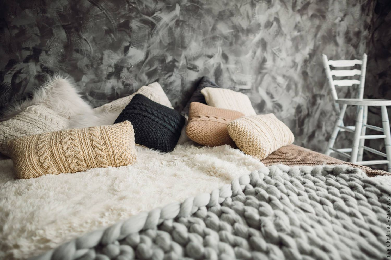 Декоративные подушки в интерьере_6