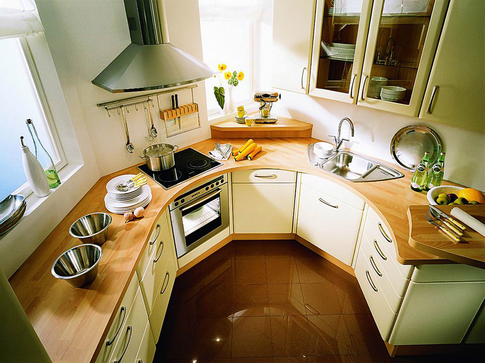 Пять принципов для планировки кухни_2