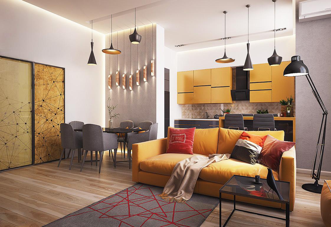 Как выбрать цветовые решения для оформления квартиры_2