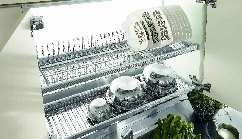 Как выбрать удобную и долговечную сушилку для посуды_1