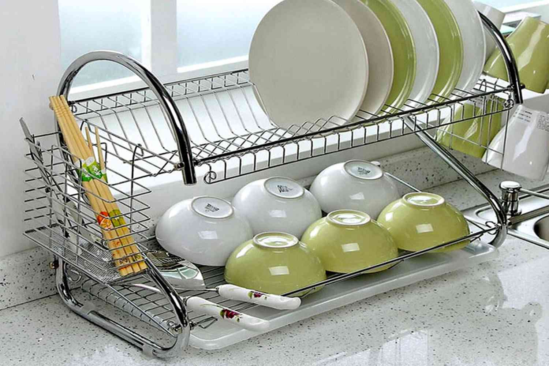 Как выбрать удобную и долговечную сушилку для посуды_2