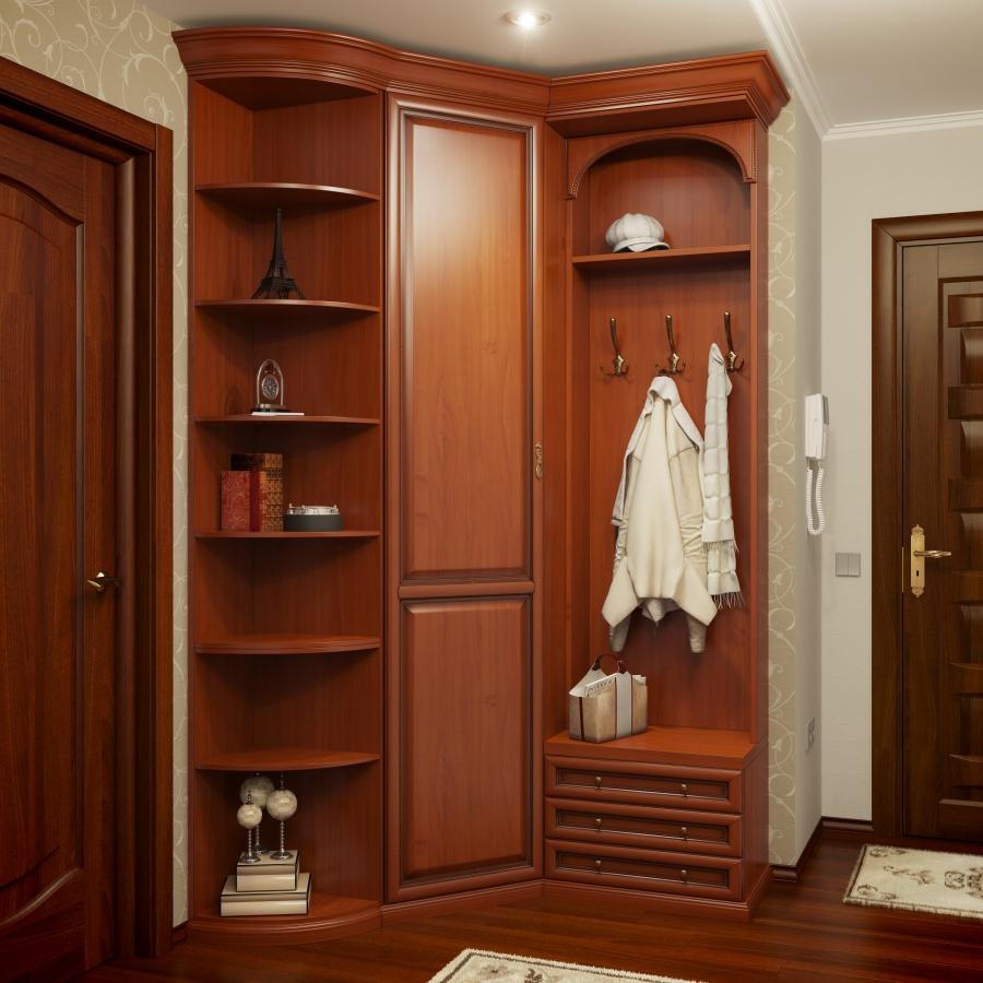 Выбираем угловой шкаф в комнату_2