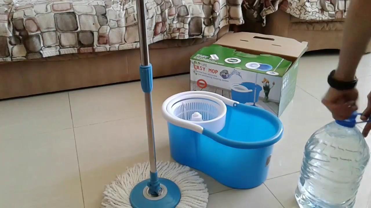 Какая швабра самая удобная для уборки дома_1