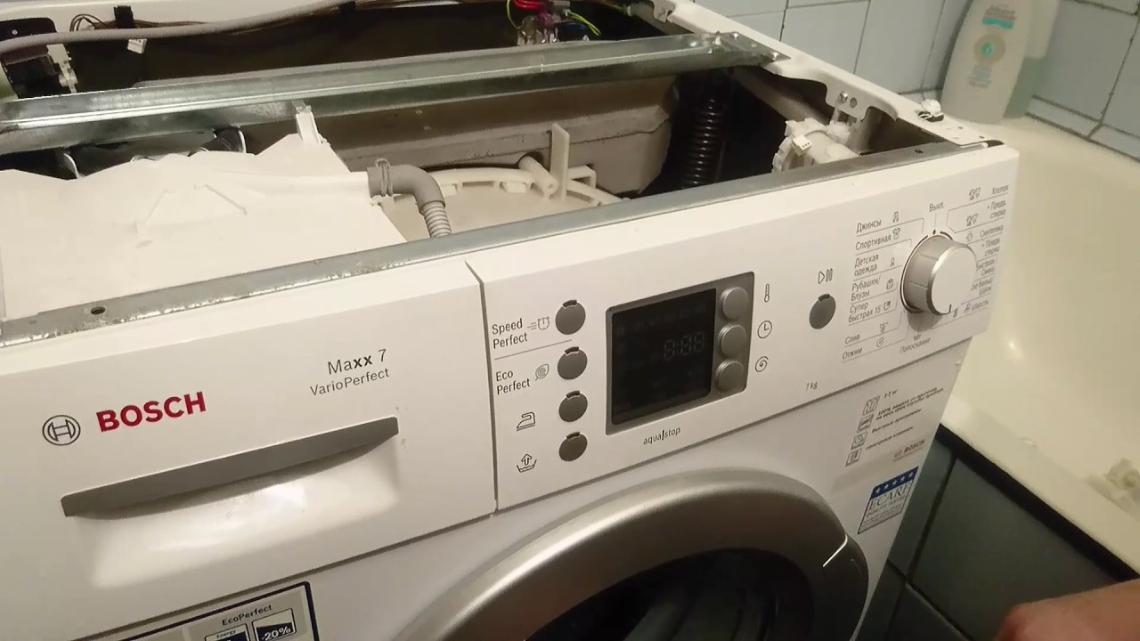 Как самостоятельно устранить ошибки стиральной машины_2