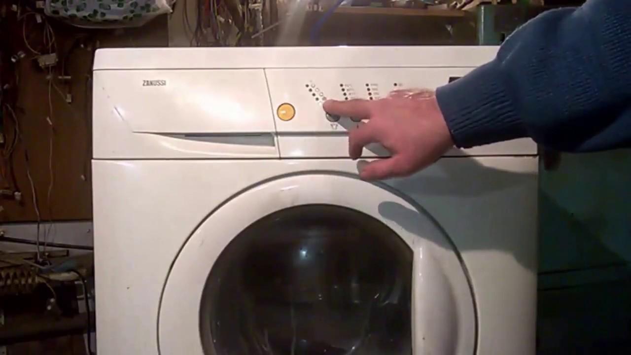 Как самостоятельно устранить ошибки стиральной машины_5