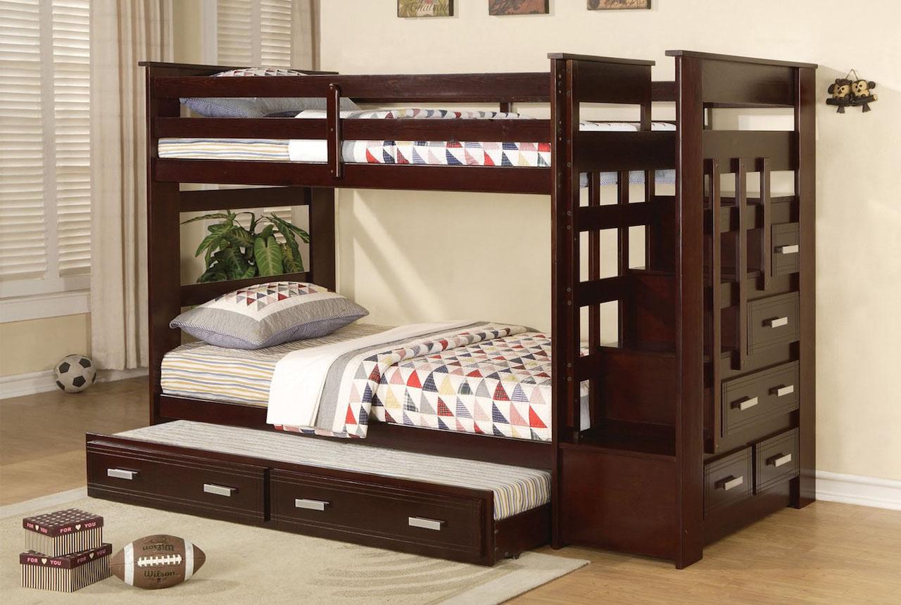 Как выбирать современные двухъярусные кровати_2