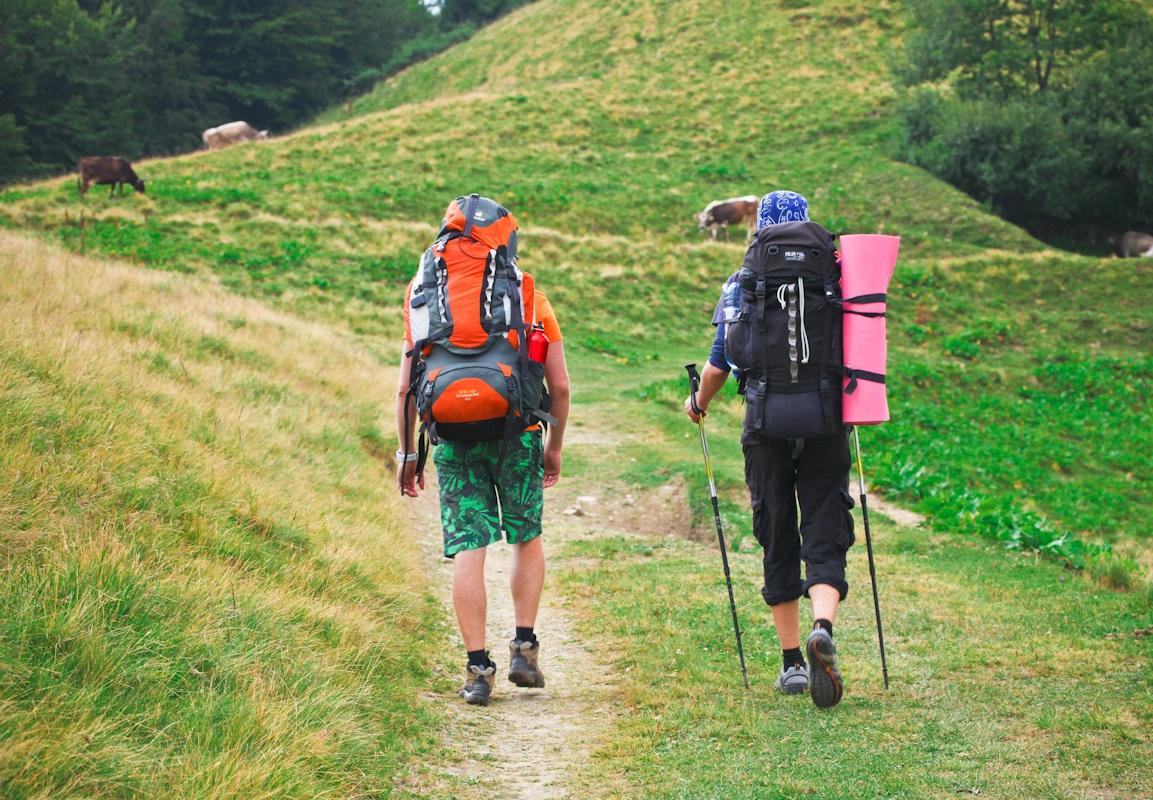 Как отстирать рюкзак после туристического похода