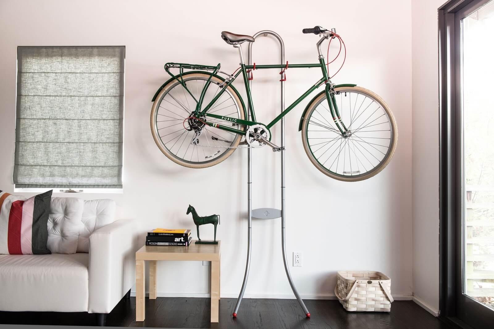 Куда убрать велосипед на зиму_5