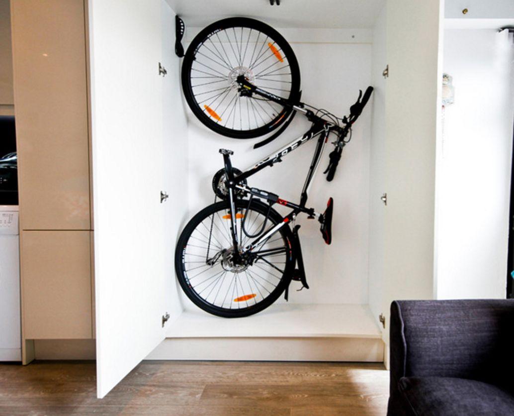 Куда убрать велосипед на зиму_3