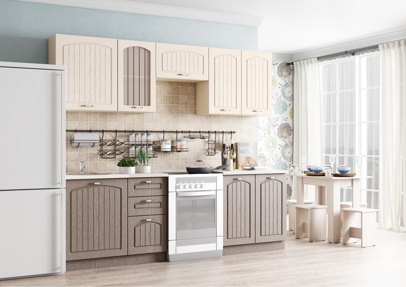 5 преимуществ гарнитура, сделанного под заказ, против стандартной мебели